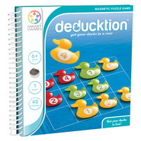 SmartGames: Travel - Deducktion