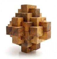 Burr Star Puzzle