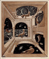 M.C. Escher - Andere Wereld