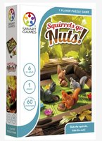 SmartGames: Squirrels Go Nuts