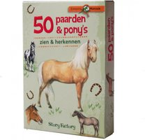 Expeditie Natuur: 50 Paarden & Pony's