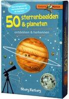 Expeditie Natuur: 50 Sterrenbeelden & Planeten
