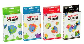 Happy Cube voordeelpakket.