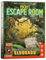 Pocket Escape Room: Het Mysterie van Eldorado