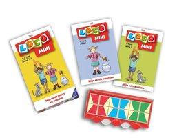 Mini loco pakket: Mijn eerste letters en woorden