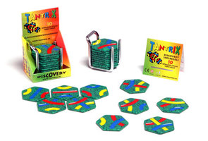 Tantrix Discovery Groen/ Chroom