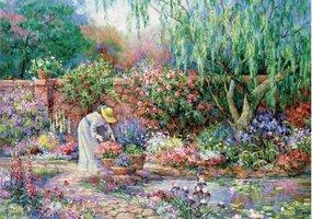 Educa 300 (XXL) - Her Garden