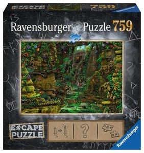 De Tempel :: Escape Puzzle Ravensburger