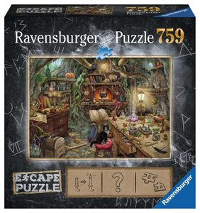De Heksenkeuken :: Escape Puzzle Ravensburger