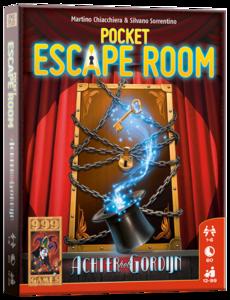 Achter het Gordijn :: Pocket Escape