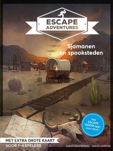 Sjamanen en spooksteden :: Escape Adventures
