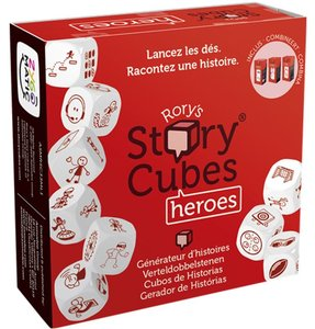 Rory's Story Cubes :: Heroes