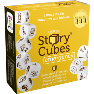 Rory's Story Cubes :: Emergency