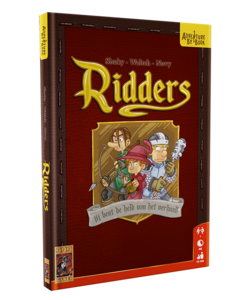 Ridders :: Adventure by Book