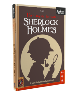 Sherlock Holmes :: Adventure by Book