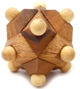 Atom Puzzle :: Breinbrekers