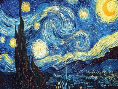 Sterrennacht :: Vincent van Gogh