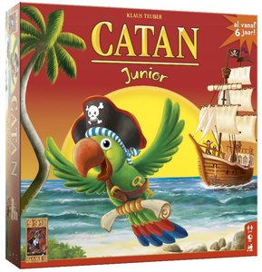 Catan Junior :: 999 Games