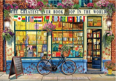 The Greatest Bookstore in the World :: Eurographics