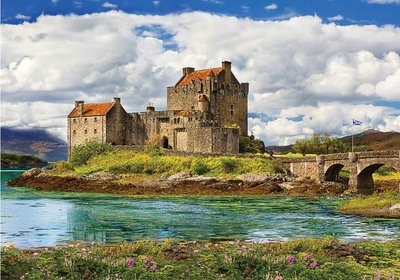 Eilean Donan Castle :: Eurographics