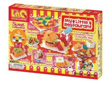 My Little Restaurant :: LaQ