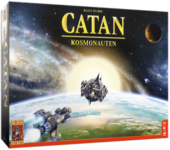 Catan: Kosmonauten :: 999Games