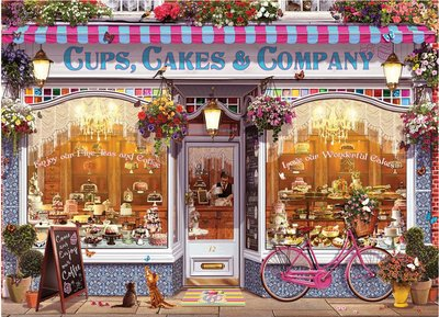 Cups, Cakes and Company :: Eurographics