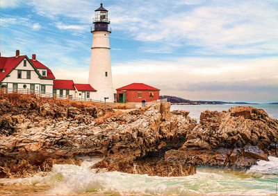 Rocky Lighthouse :: Educa