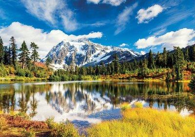 Mount Shuksan :: Educa