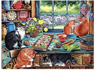Cats Retreat :: Cobble Hill