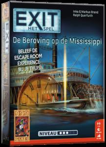 De Beroving op de Mississipi :: Exit