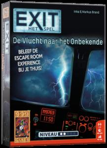 De Vlucht naar het Onbekende :: Exit