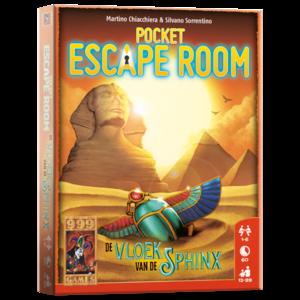 De Vloek van de Sphinx :: Pocket Escape