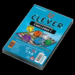 Clever Challenge Scoreblokken :: 999 Games