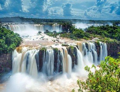 Watervallen van Iguazu, Brazilië :: Ravensburger