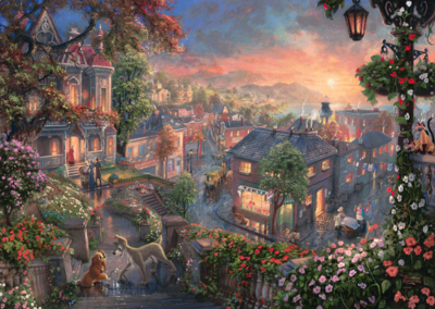 Lady and the Tramp :: Disney