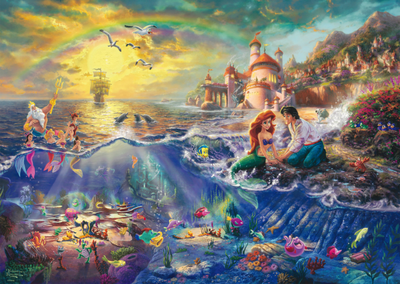 The Little Mermaid :: Schmidt