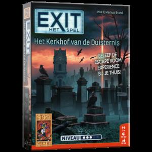 Het Kerkhof van de Duisternis :: Exit