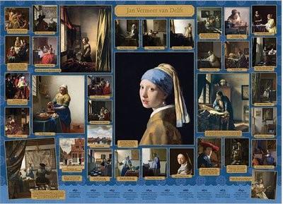 Vermeer  :: Cobble Hill