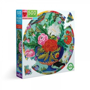 Bouquet & Birds :: eeBoo