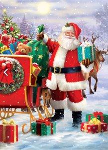Santa's Sled :: Eurographics