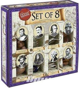 Great Minds Set of 8e :: Professor Puzzle