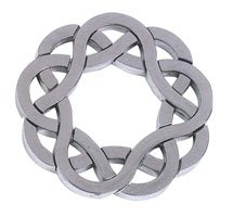 Huzzle Cast Coaster :: Eureka