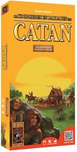 De Kolonisten van Catan: Kooplieden en Barbaren 5/6 spelers