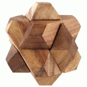 Star Cube Puzzle :: Breinbrekers