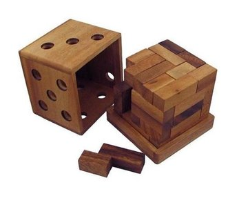 Z-Cube Packing Puzzle :: Breinbrekers
