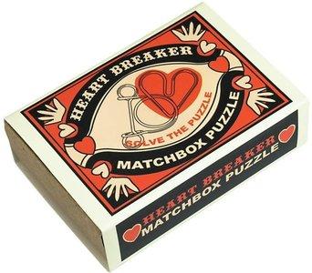 Matchbox puzzle - Heart Breaker