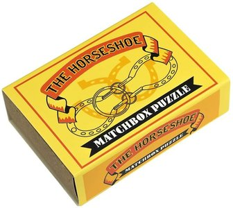 Matchbox puzzle - The Horse Shoe