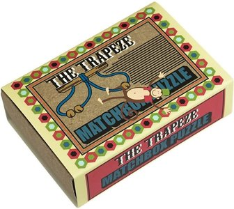 Matchbox puzzle - The Trapeze