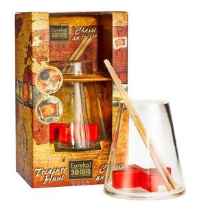 Eureka bottle puzzle - Treasure hunt